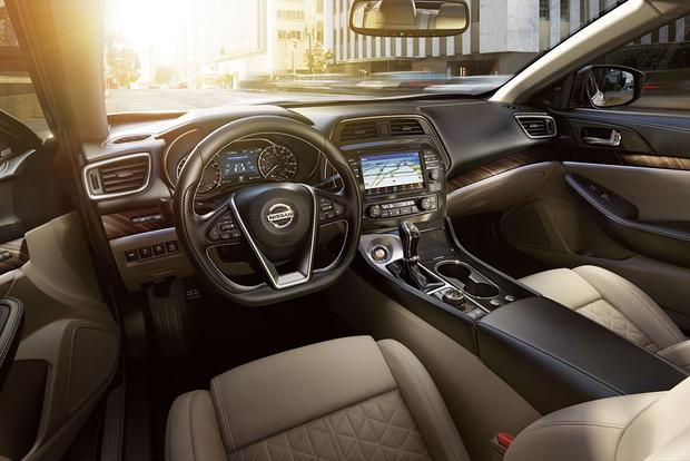 2018 Nissan Maxima New Car Review Featured Image Large Thumb4