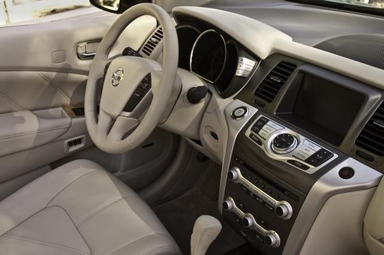 2012 Nissan Murano CrossCabriolet: New Car Review featured image large thumb11