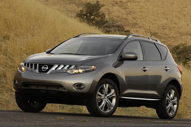 2009 Nissan Murano Used Car Review Autotrader
