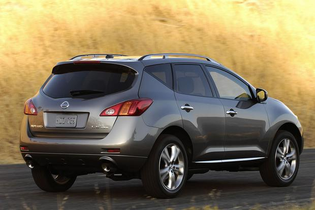 2009 Nissan Murano: Used Car Review featured image large thumb3