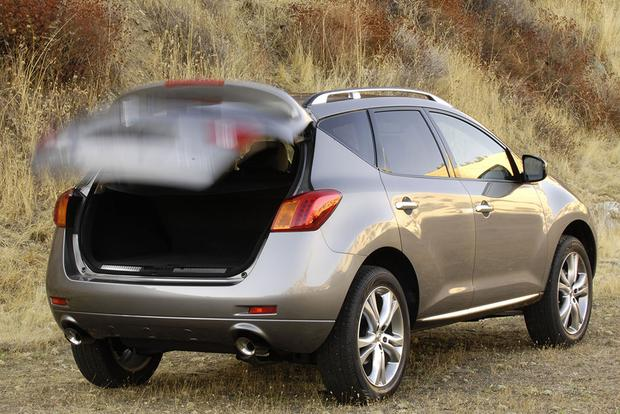 2009 Nissan Murano: Used Car Review featured image large thumb4