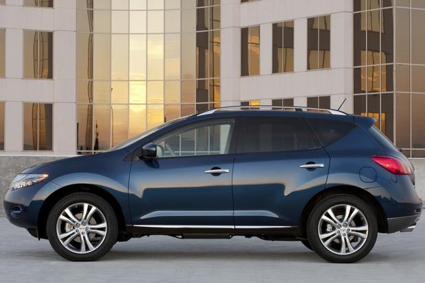 2010 Nissan Murano Used Car Review Autotrader