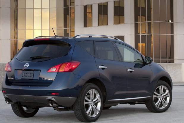 2010 Nissan Murano: Used Car Review featured image large thumb1