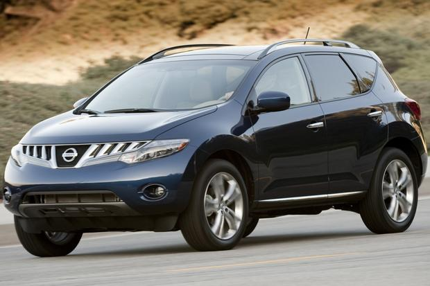 2010 Nissan Murano: Used Car Review featured image large thumb2