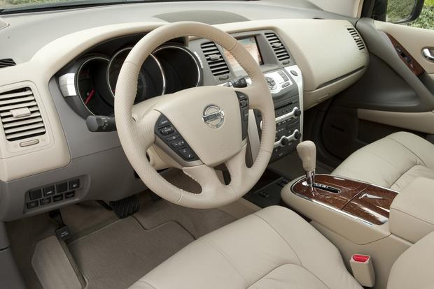 2010 Nissan Murano: Used Car Review featured image large thumb3