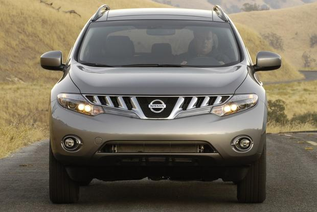 2010 Nissan Murano: Used Car Review featured image large thumb8