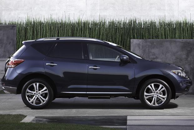 on Nissan Murano Convertible 2012