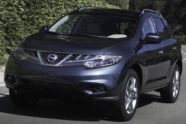 2011 Nissan Murano: Used Car Review featured image large thumb3