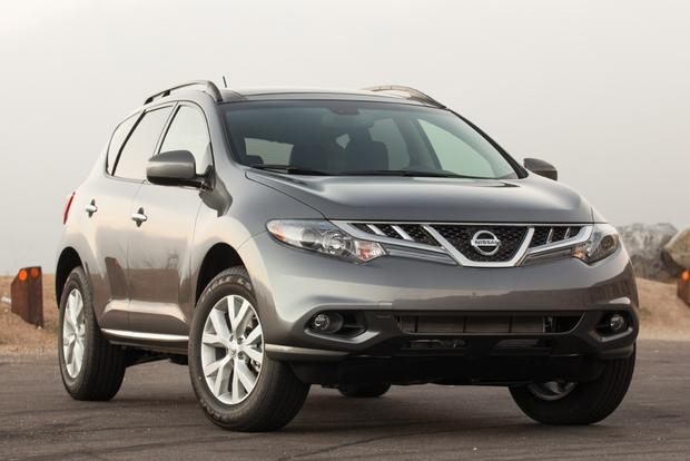 2014 nissan murano: new car review - autotrader
