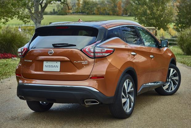 2015 Nissan Murano: First Drive Review featured image large thumb0