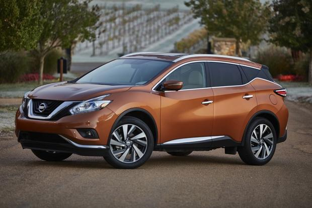 2015 Nissan Murano: First Drive Review featured image large thumb2