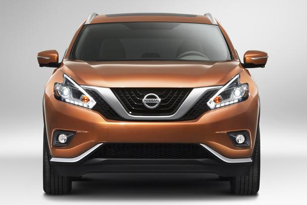 2015 Nissan Murano: First Drive Review featured image large thumb4