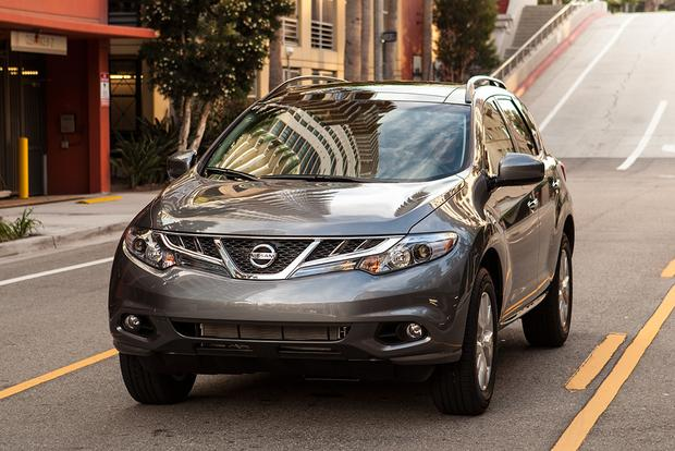 2014 Vs. 2015 Nissan Murano: Whatu0027s The Difference? Featured Image Large  Thumb0