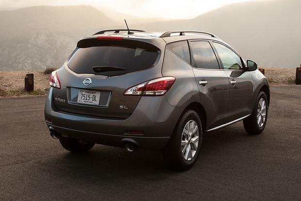 2014 Vs. 2015 Nissan Murano: Whatu0027s The Difference? Featured Image Large  Thumb6