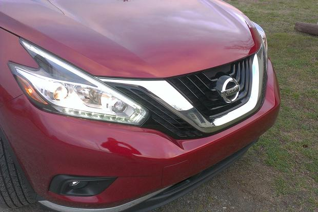 2015 Nissan Murano: Crossbars Making Us Cross featured image large thumb3