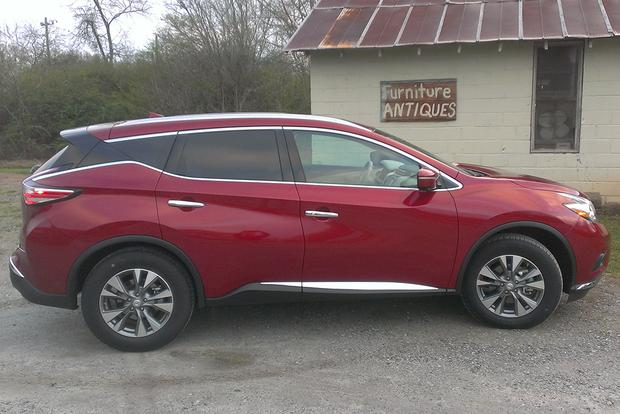 2015 Nissan Murano: In the Beginning featured image large thumb0