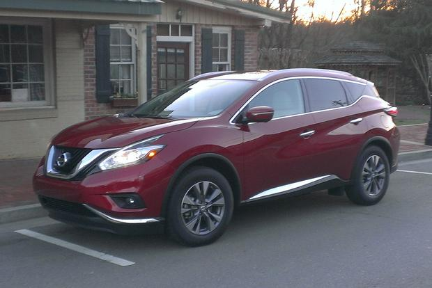 2015 Nissan Murano: Fuel Economy featured image large thumb0