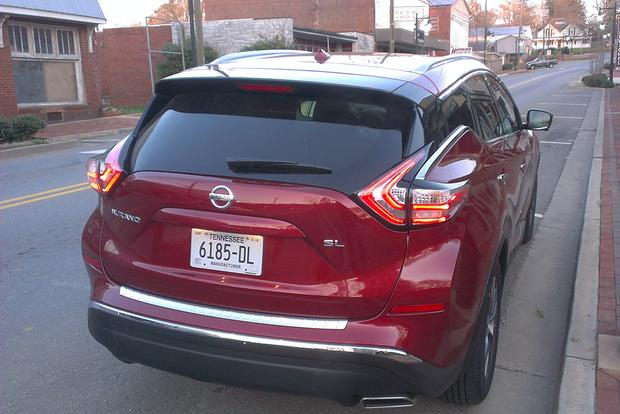 2015 Nissan Murano: Settling In featured image large thumb0
