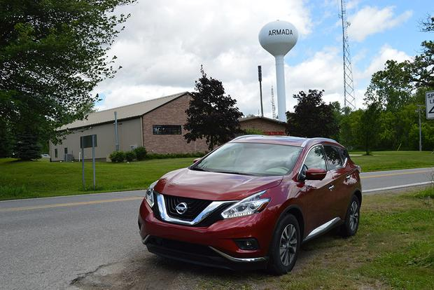2015 Nissan Murano: Road Trip! featured image large thumb1