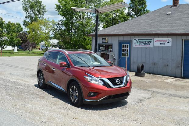 2015 Nissan Murano: Road Trip! featured image large thumb2