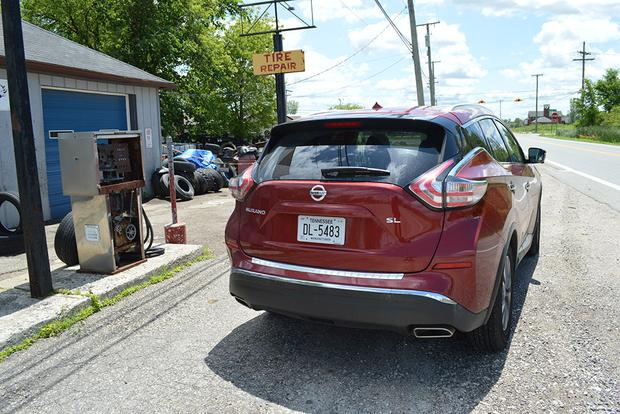 2015 Nissan Murano: Fuel Economy featured image large thumb5