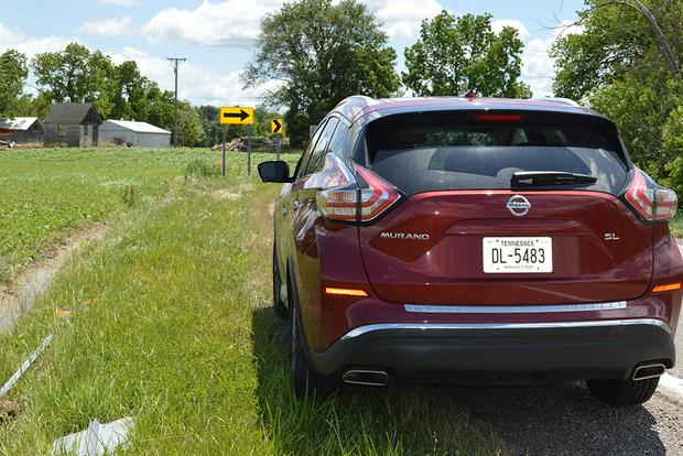 2015 Nissan Murano: Road Trip! featured image large thumb4