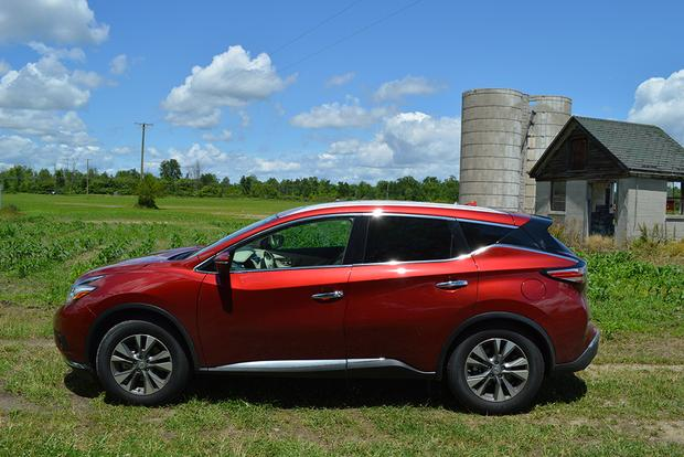 2015 Nissan Murano: Road Trip! featured image large thumb5
