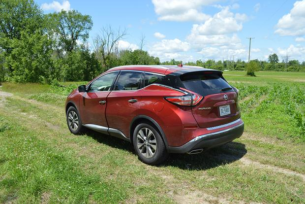 2015 Nissan Murano: Fuel Economy featured image large thumb4