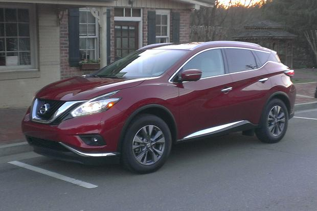 2015 Nissan Murano: Settling In featured image large thumb1