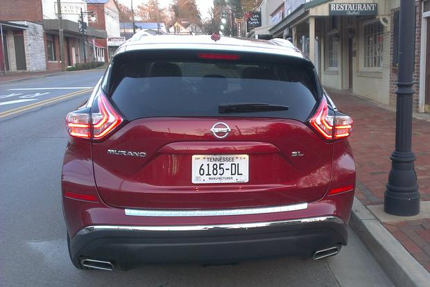 2015 Nissan Murano: Settling In featured image large thumb3
