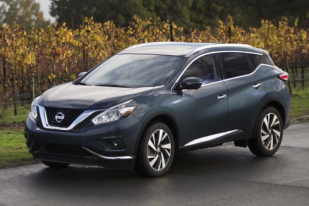 2016 Nissan Murano: New Car Review