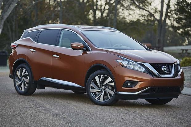 2017 nissan murano new car review autotrader. Black Bedroom Furniture Sets. Home Design Ideas