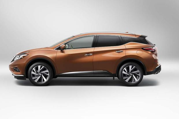 2017 Nissan Murano: New Car Review featured image large thumb2