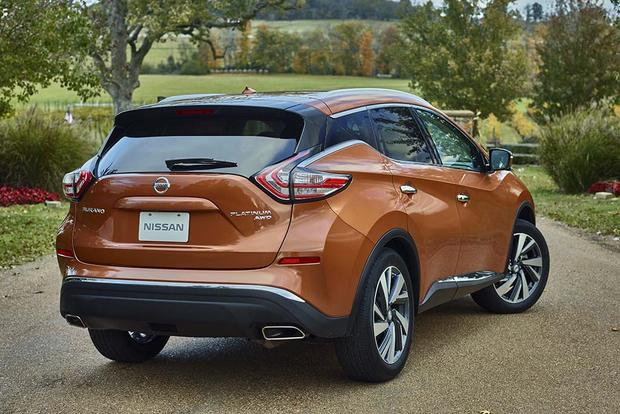 2017 Nissan Murano: New Car Review featured image large thumb3