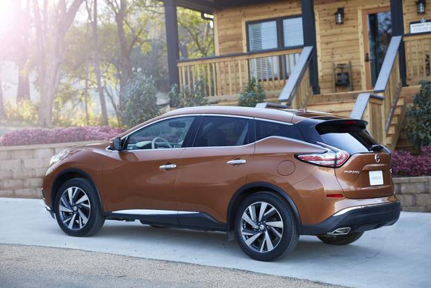 2018 Nissan Murano: New Car Review featured image large thumb3