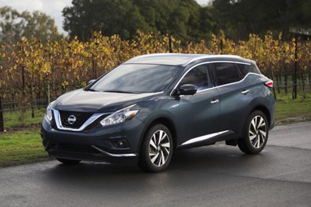 2018 Nissan Murano: New Car Review featured image large thumb1