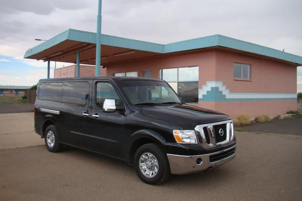 2012 Nissan NV 3500HD: Real World Review featured image large thumb2