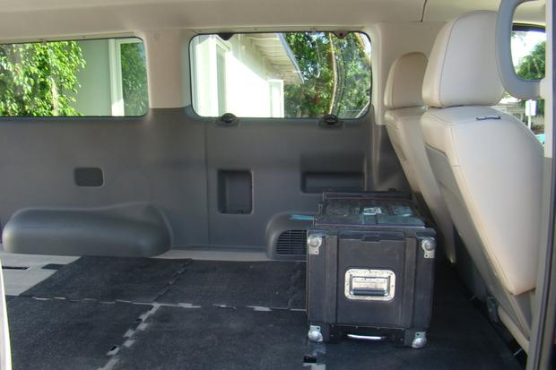 2012 Nissan NV 3500HD: Real World Review featured image large thumb8