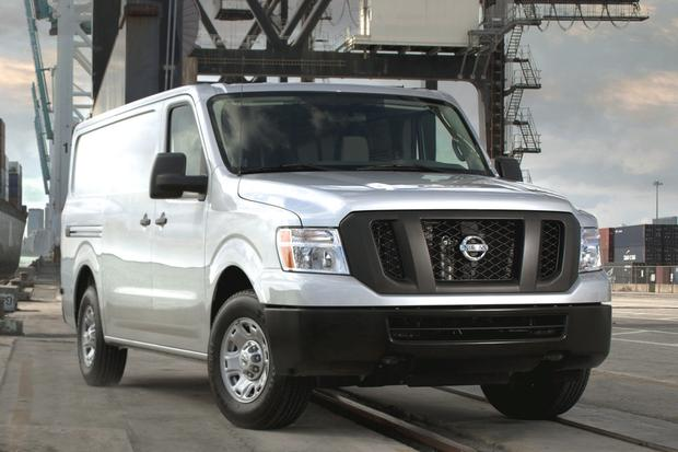 2014 Nissan NV: New Car Review featured image large thumb0