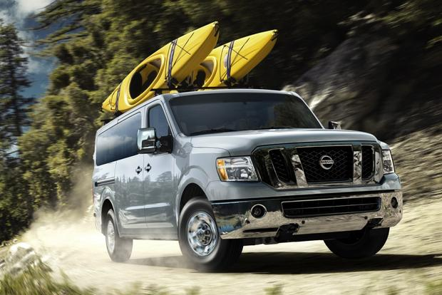 2015 Nissan NV: New Car Review featured image large thumb3