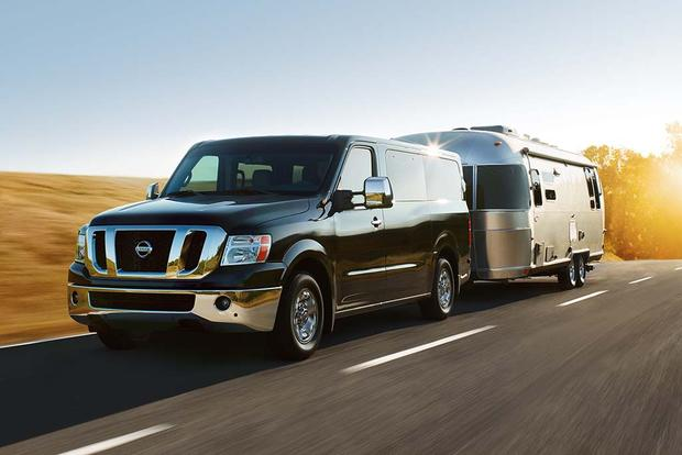 2017 Nissan NV: New Car Review featured image large thumb2