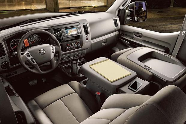 2018 Nissan NV: New Car Review featured image large thumb2