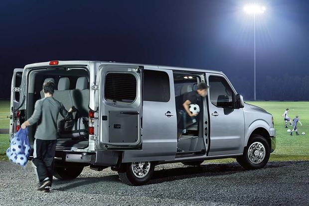 2018 Nissan NV: New Car Review featured image large thumb4