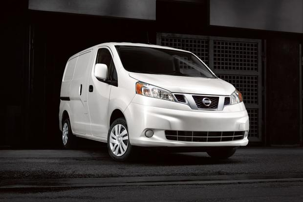2018 nissan nv200 new car review autotrader. Black Bedroom Furniture Sets. Home Design Ideas
