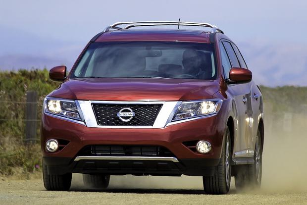2013 Nissan Pathfinder: New Car Review
