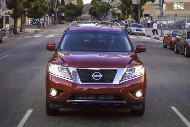 2013 Nissan Pathfinder: New Car Review featured image large thumb1