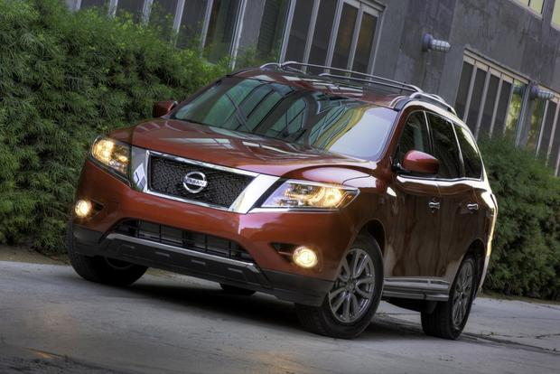2013 Nissan Pathfinder: New Car Review featured image large thumb3