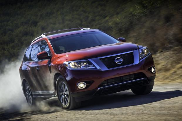 2013 Nissan Pathfinder: New Car Review featured image large thumb4