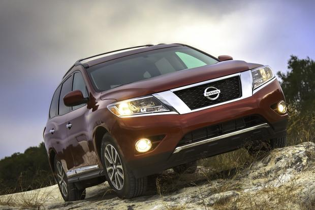 2013 Nissan Pathfinder: New Car Review featured image large thumb5
