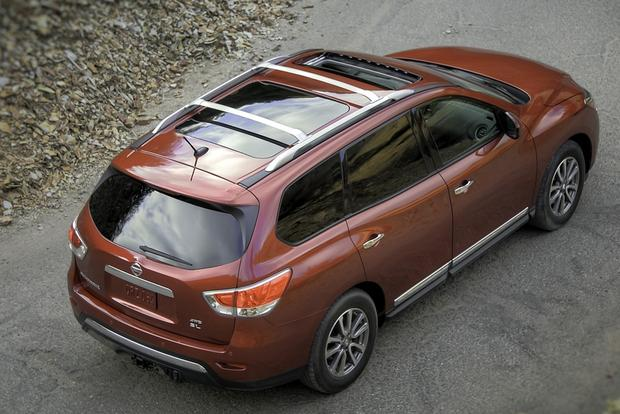 2013 Nissan Pathfinder: New Car Review featured image large thumb6